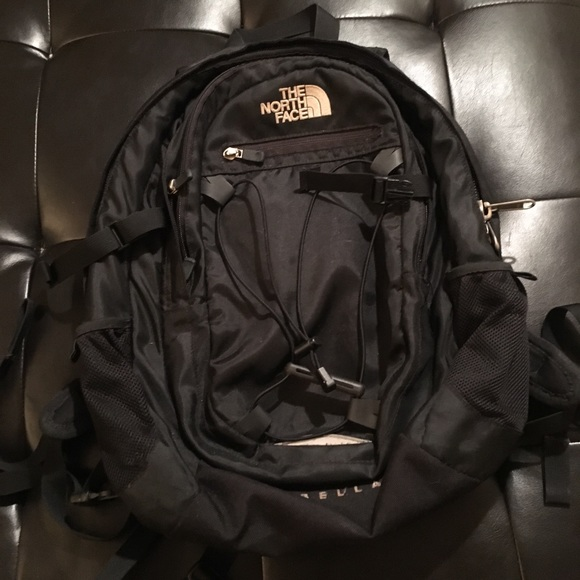555ab00c7 WORN NORTHFACE ISABELLA BACKPACK